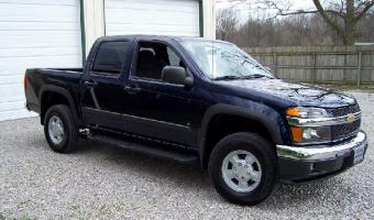2007 Chevrolet Colorado #1