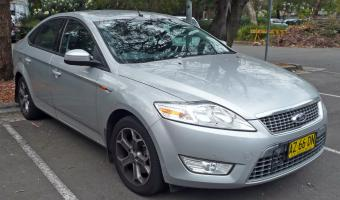 2009 Ford Mondeo #1