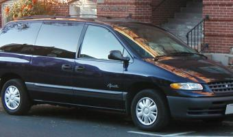 1999 Plymouth Grand Voyager #1