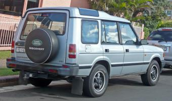 1997 Land Rover Discovery #1