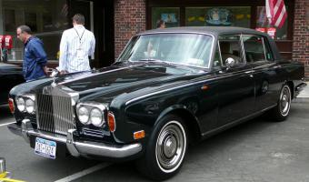 1976 Rolls royce Silver Shadow #1