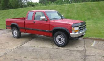 1992 Dodge Dakota #1