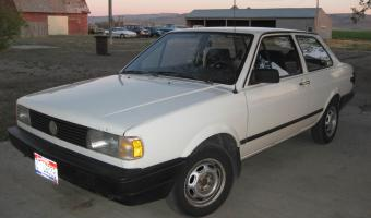 1991 Volkswagen Fox #1