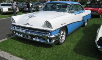 1956 Mercury Montclair #1