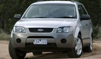 2007 Ford Territory #1