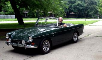 1967 Sunbeam Tiger #1