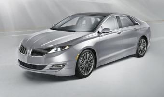 2015 Lincoln Mkz #1