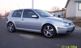 2002 Volkswagen Golf #1