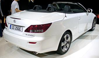 Lexus Is 250 C #1