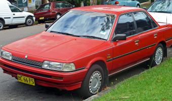 1989 Holden Apollo #1