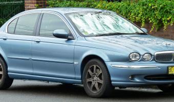 Jaguar X-type #1
