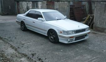 1991 Nissan Laurel #1