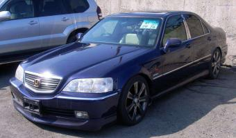 2001 Honda Legend #1