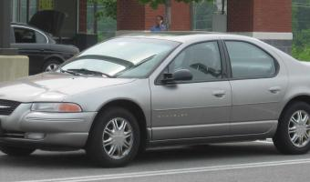 2000 Chrysler Cirrus #1