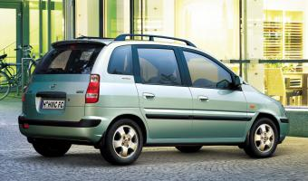 2001 Hyundai Matrix #1