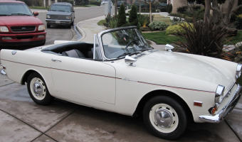 1964 Sunbeam Tiger #1