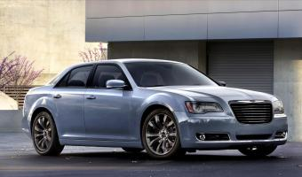 2014 Chrysler 300 #1