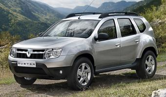 2011 Renault Duster #1
