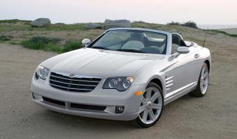 2008 Chrysler Crossfire #1