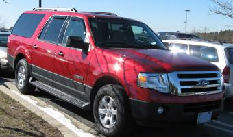 2007 Ford Expedition #1