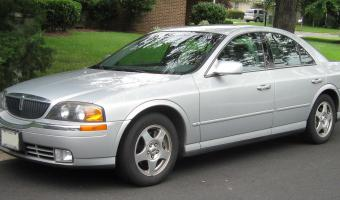 2000 Lincoln Ls #1