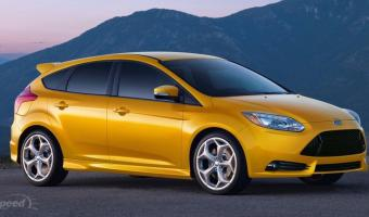 2014 Ford Focus St #1