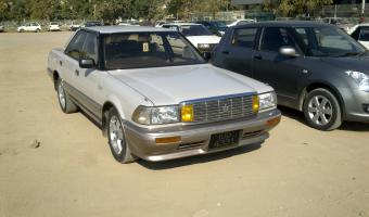 1985 Toyota Crown #1