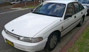 1992 Holden Commodore #1