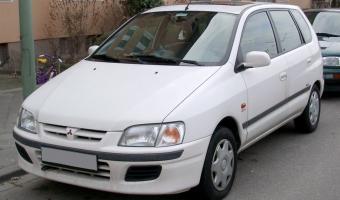 1998 Mitsubishi Space Star #1