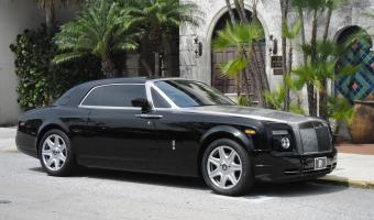 Rolls royce Phantom Coupe #1