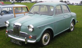 1963 Riley One-Point-Five #1