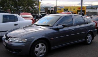 2002 Holden Vectra #1