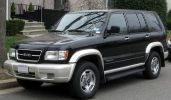 1999 Isuzu Trooper #1