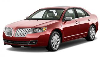 2012 Lincoln Mkz #1