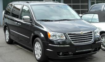 Chrysler Grand Voyager #1