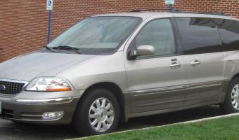 2001 Ford Windstar #1