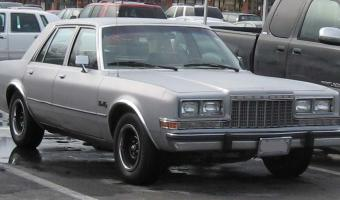 1984 Plymouth Gran Fury #1