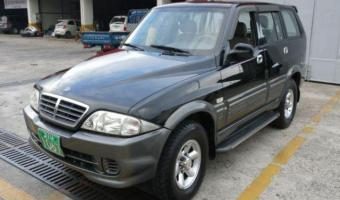 2004 Ssangyong Musso #1