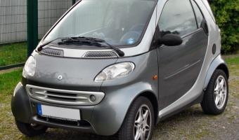 2002 Smart ForFour #1