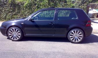 2000 Volkswagen Golf #1