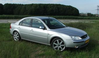 2001 Ford Mondeo #1