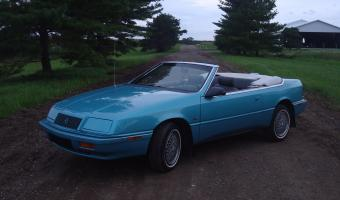 1992 Chrysler Le Baron #1