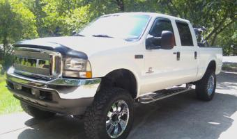 2004 Ford F-250 Super Duty #1