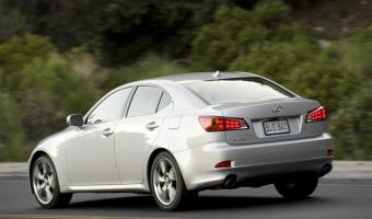 2009 Lexus IS #1