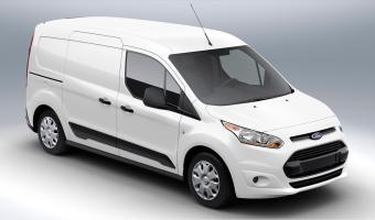 2014 Ford Transit Connect #1