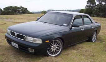 1994 Nissan Laurel #1