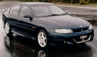 1998 Holden Clubsport #1