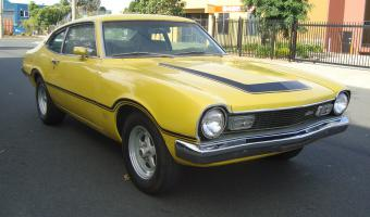 1973 Ford Maverick #1