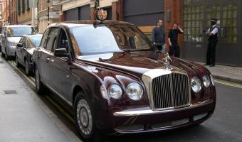 2002 Bentley State Limousine #1