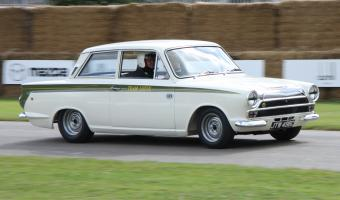 Ford Lotus Cortina #1